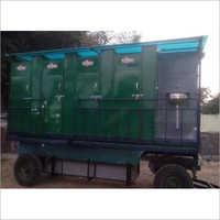 8 Seater Mobile Toilet