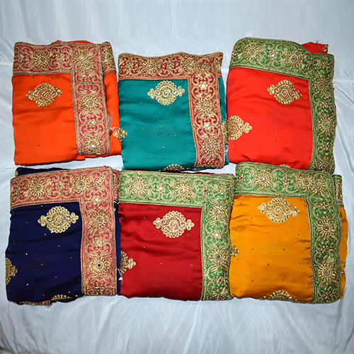 Barfi Silk Fabric