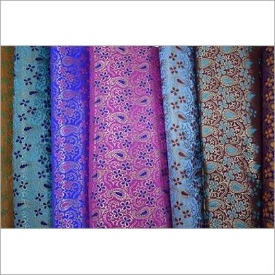 Leaf Jacquard Fabric