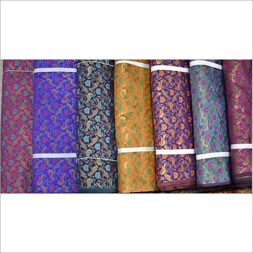 Parrot Jacquard Fabric
