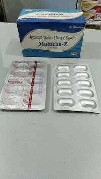Antioxident with Multivitamin % Multimineral