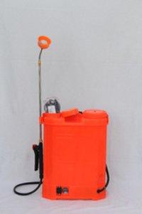 8AH Battery Operated Sprayer Capacity: 16 L