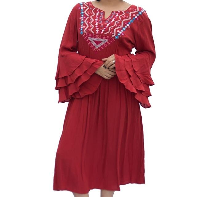Ladies Dress-002