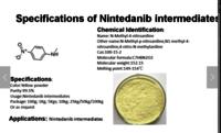 N-Methyl-4-Nitro-Benzenamine Nintedanib Intermediate CAS 100-15-2