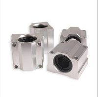 ALUMINIUM BLOCK SC-SC-L UU SERIES LINEAR SLIDE BEARING