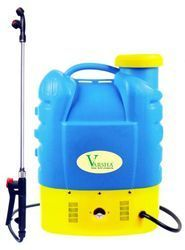 16 Lts 12v 12a Varsha Battery Operated Sprayer