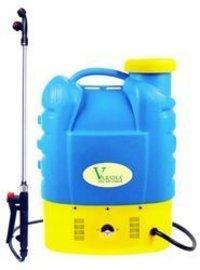 16 Lts 12v 12a Varsha Battery Operated Sprayer