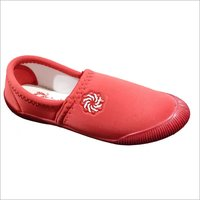 Ladies Slip On Canvas Shoes