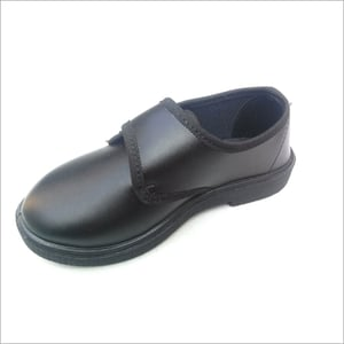 Boys Velcro School Shoes