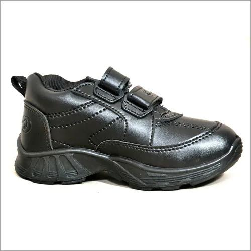 Black Gola School Shoes