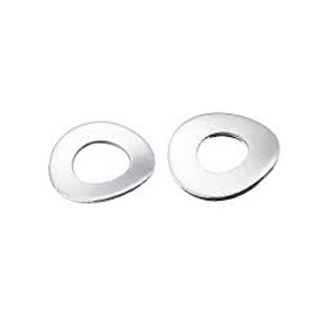 Washer - Round Curved