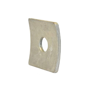 Washer - Square Curved