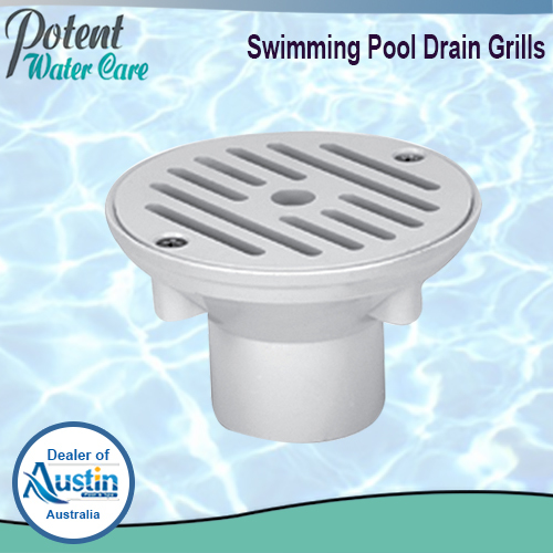 swimming Pool Drain Grill