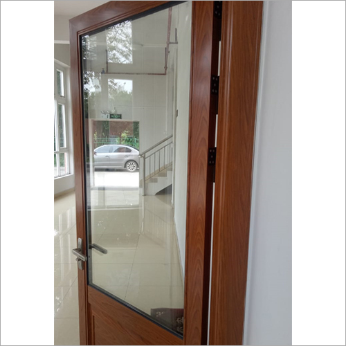 Wooden Door Glossy Powder Coating