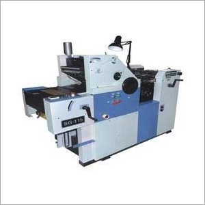 Multi Color Mini Offset Printing Machine