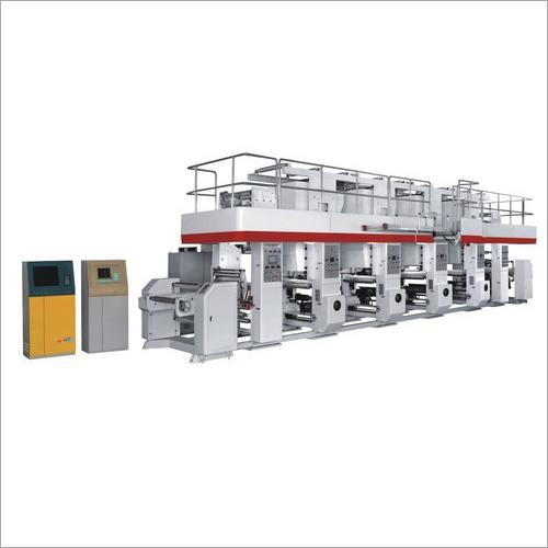 Automatic Paper Printing Machine