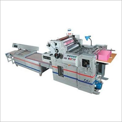 Automatic Polythene Offset Printing Machine