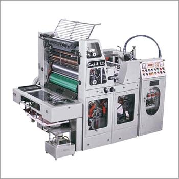 Single Color Fed Offset Machine