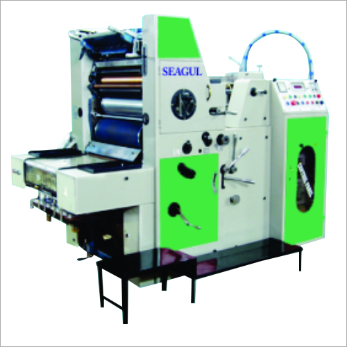 Automatic Sheetfed Offset Printing Machine