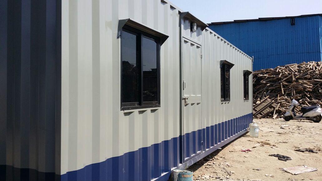 Steel Protable Office Cabins