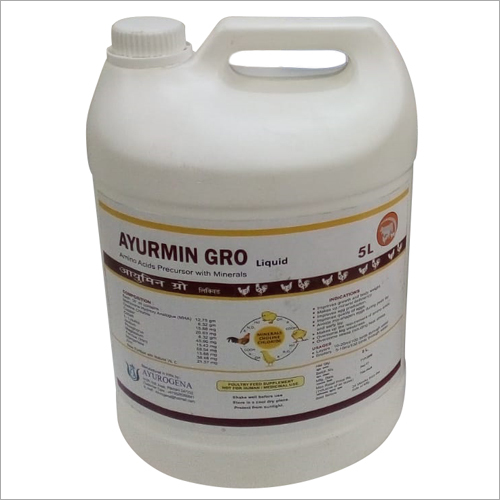 5 L Amino Acid Precursor with Minerals Liquid
