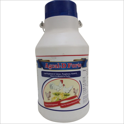 5 L Poultry Liquid Supplement of Calcium