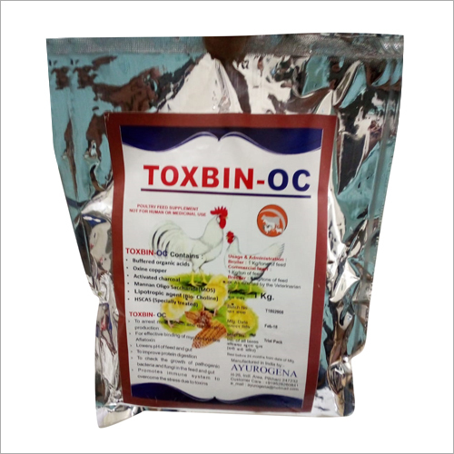 Toxbin OC Poultry Supplement
