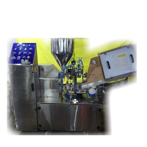 Fully Automatic Tube Filing Machine