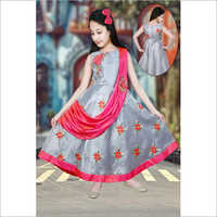 Girls Ethnic Gown