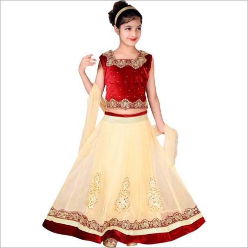 Girls Designer Lehenga Choli