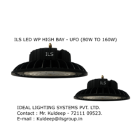 LED WP HIGH BAY UFO - 80W TO 160W