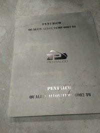 aluminium alloy plate 6082 T6