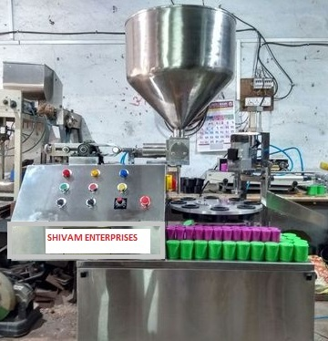 Chuna Tube Filling and Sealing machine