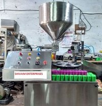 Chuna Tube Filling and sealing machine
