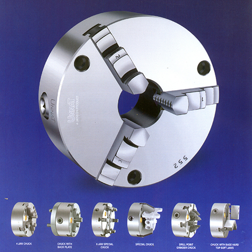 3-4 Jaw Self Centering Chucks