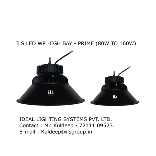 ILS LED WP HIGH BAY PRIME - 80W TO 160W