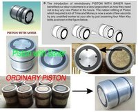 CONVERSION OF PISTON