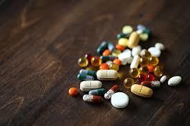 Healthy Diet Supplement