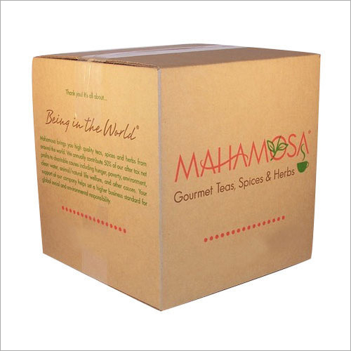 Edible Packaging Carton Box