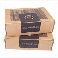 Rectangular Packaging Box