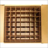 Corrugated Box With Dividers