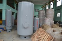 Industrial Air Receiver Tanks
