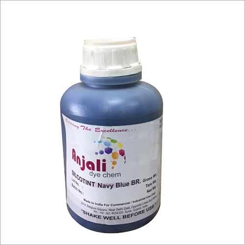 Silcotint Navy Blue Dye Chemical
