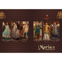 DEEPSY SUITS MARIA B EMBROIDRED PAKISTANI SUITS COLLECTION