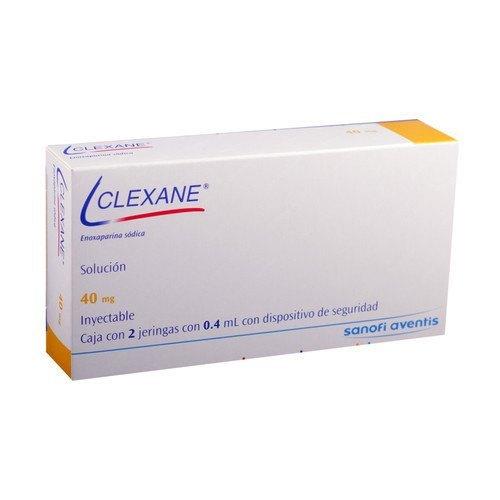 Clexane 40mg Injection