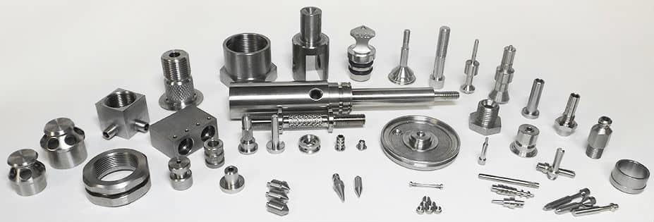 Lathe & DRO machining service