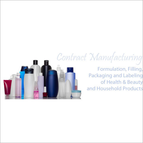 Cosmetics Contract Manufacturing Service
