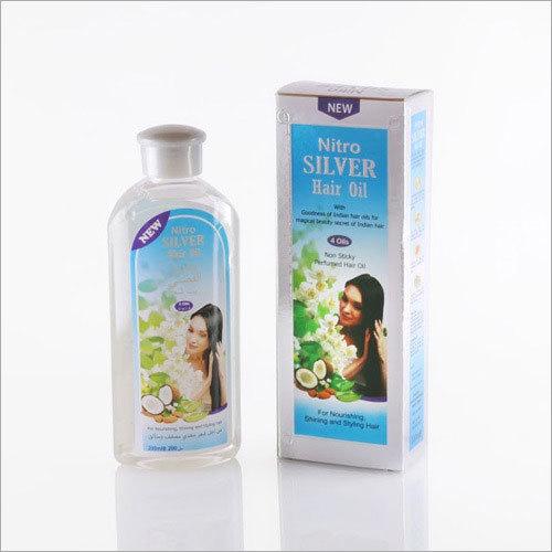 Coconut & Jasmine Hair Oil