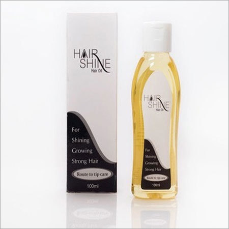 Herbal Oil for Hair Fall Control