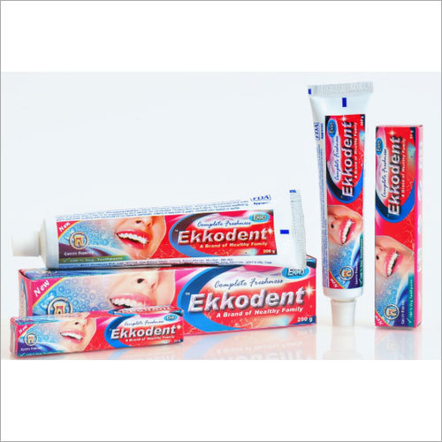 Toothpastes For Adults